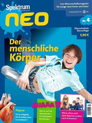 Spektrum neo Cover