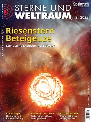 Magazin Sterne und Weltraum - Ausgabe April - Public Telescope - Das Weltraumteleskop