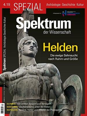 Spektrum Spezial Archäologie, Geschichte, Kultur