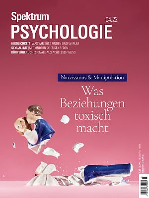 Aktuelles Cover Spektrum Psychologie