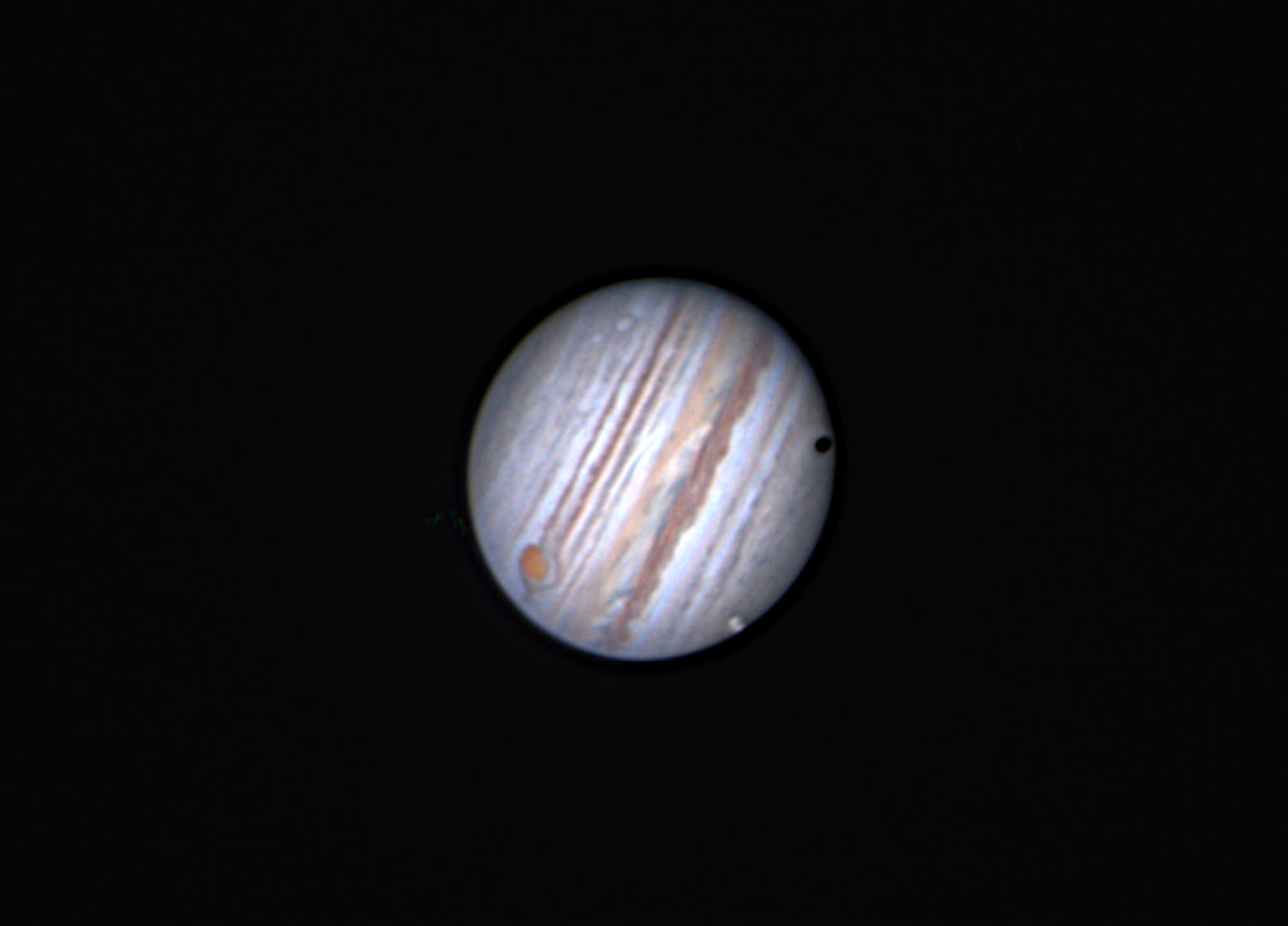 Jupiter und Ganymed von Borneo