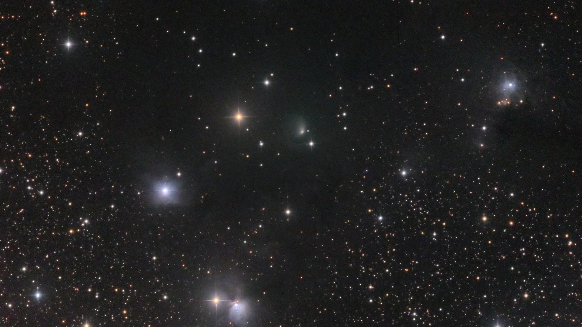 Comet C/2021 A2 NEOWISE
