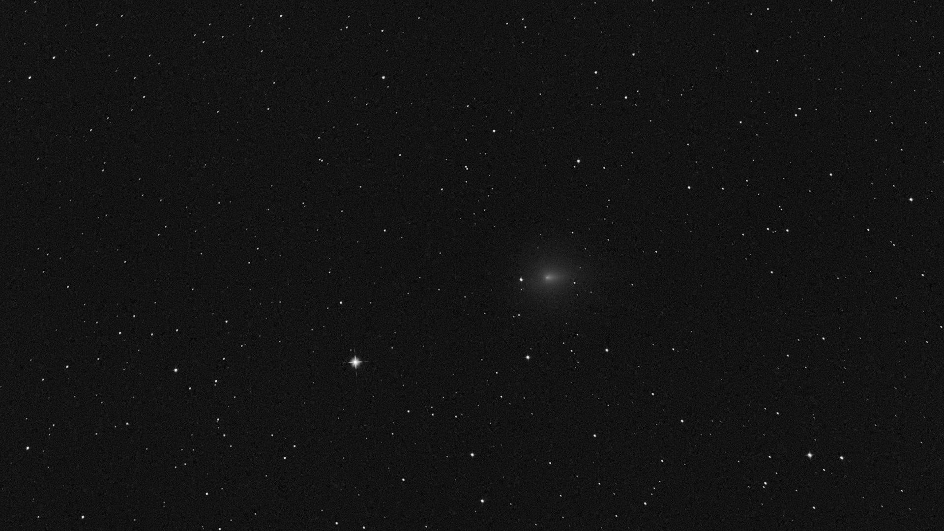 C/2019 Y4 (ATLAS) am 4. April 2020 früh