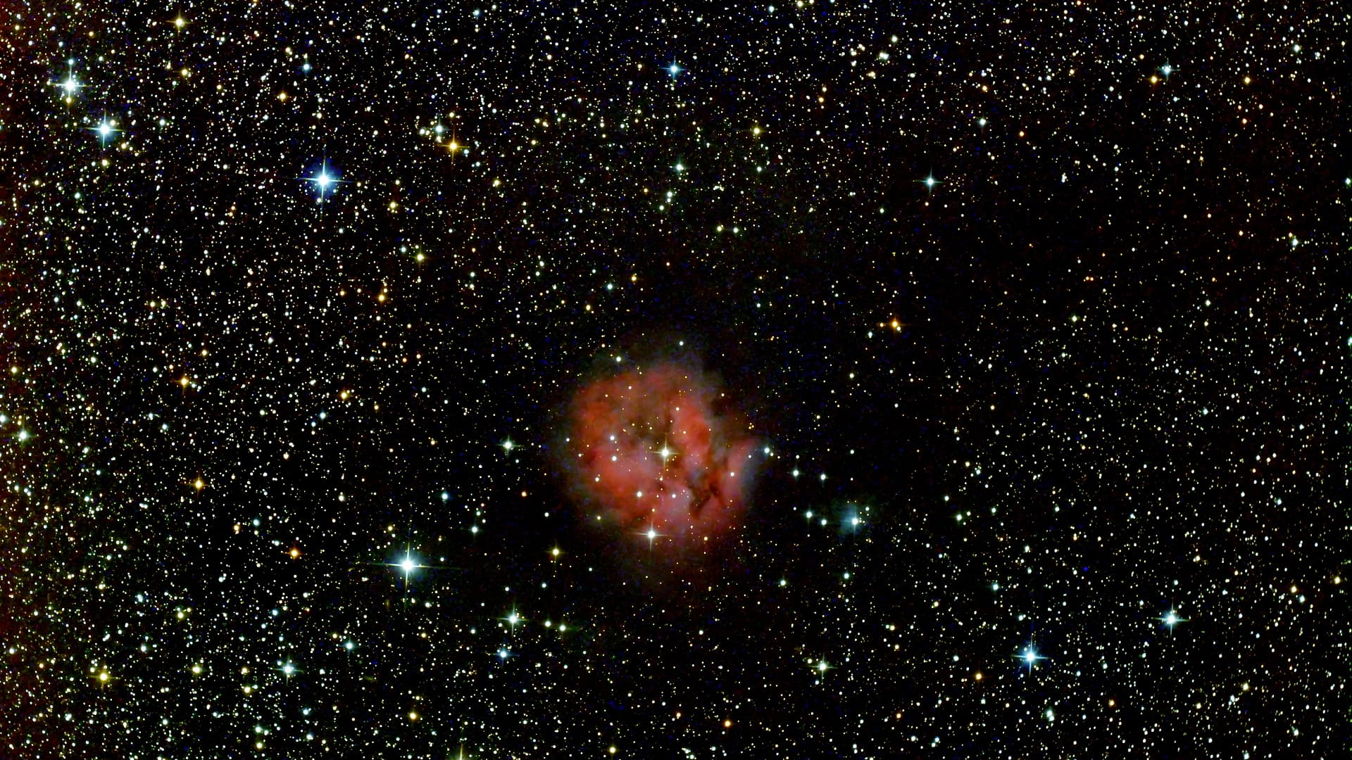 Kokon-Nebel, IC 5146