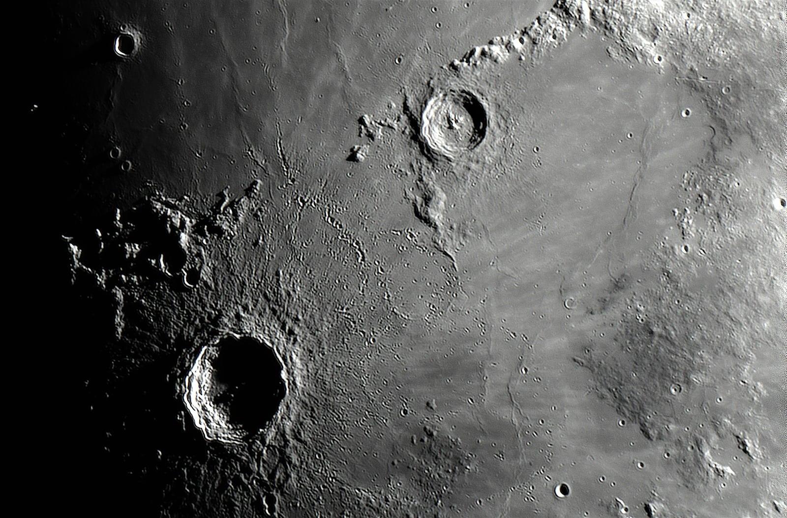 Copernicus, Stadius und Eratosthenes