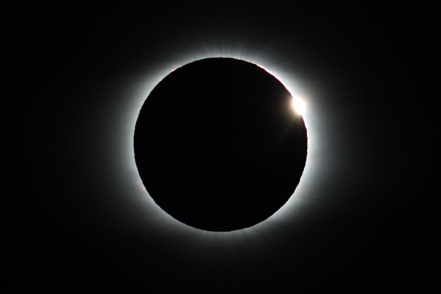 Sonnenfinsternis am 2. Juli 2019 in Chile