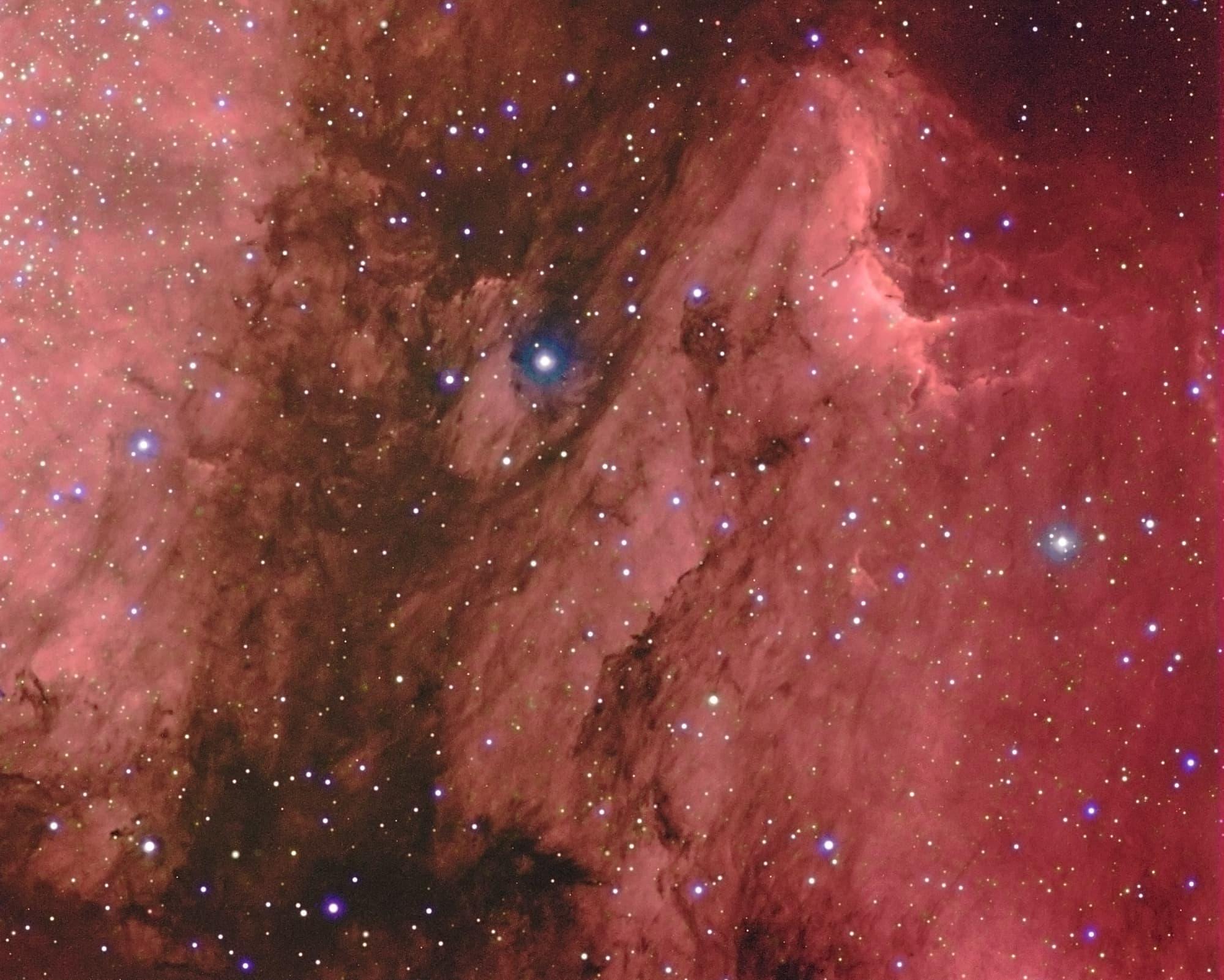 Pelikan-Nebel IC 5070