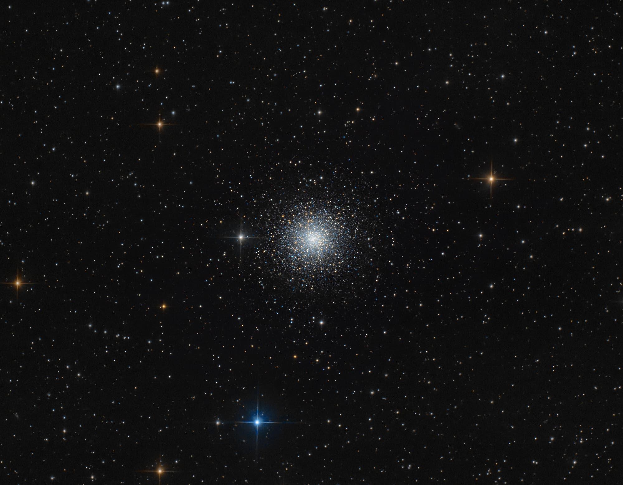 Messier 15 Kugelsternhaufen