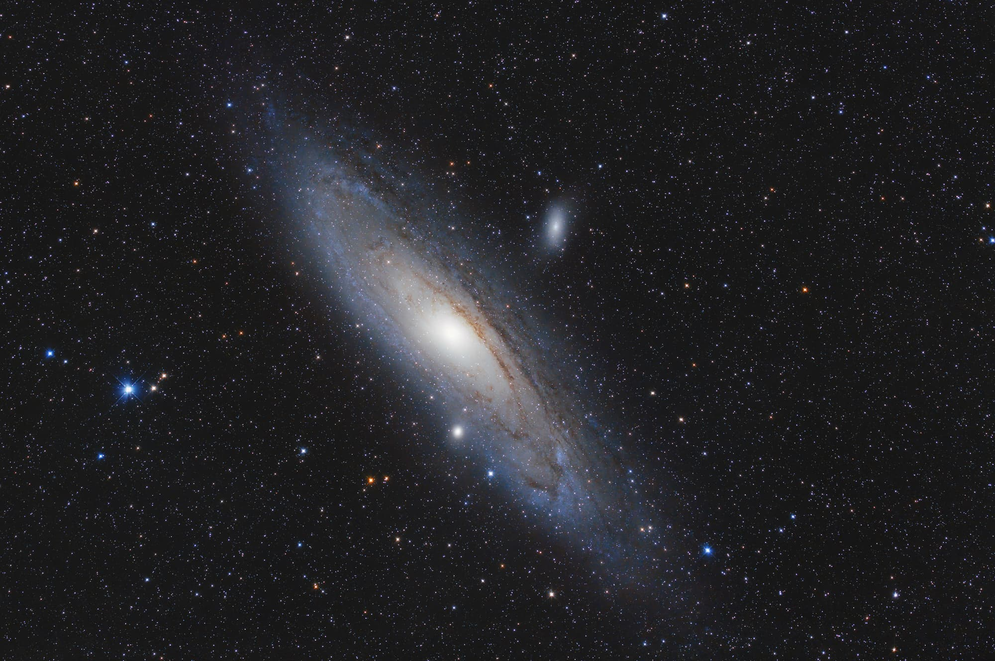 Andromeda-Galaxie M 31