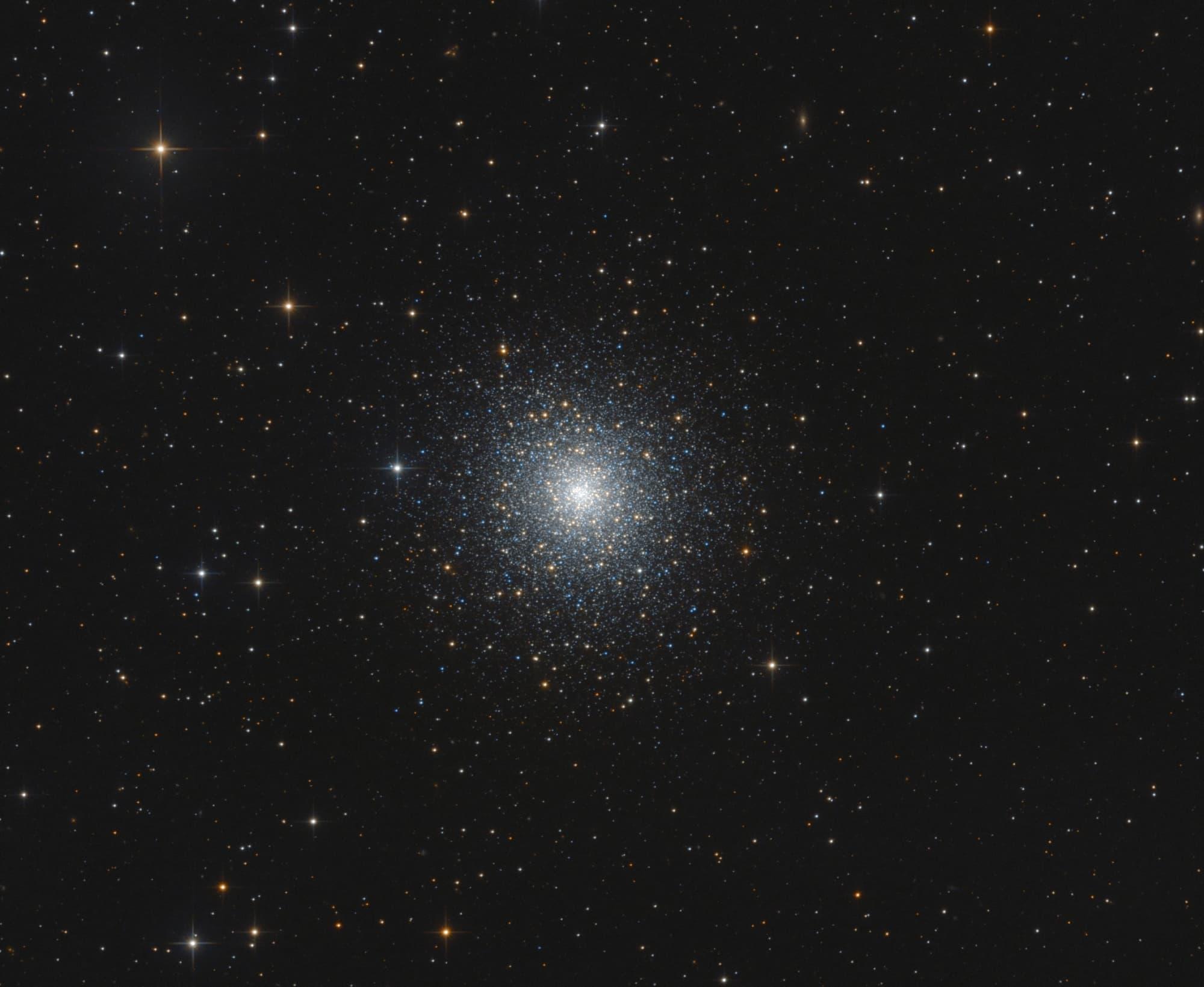 Messier 92 im Herkules