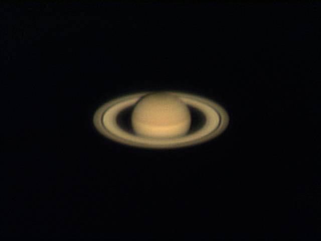 Saturn am 4. August 2019
