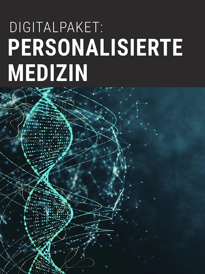 بسته دیجیتال Heftcover Spektrum.de: داروی شخصی شده
