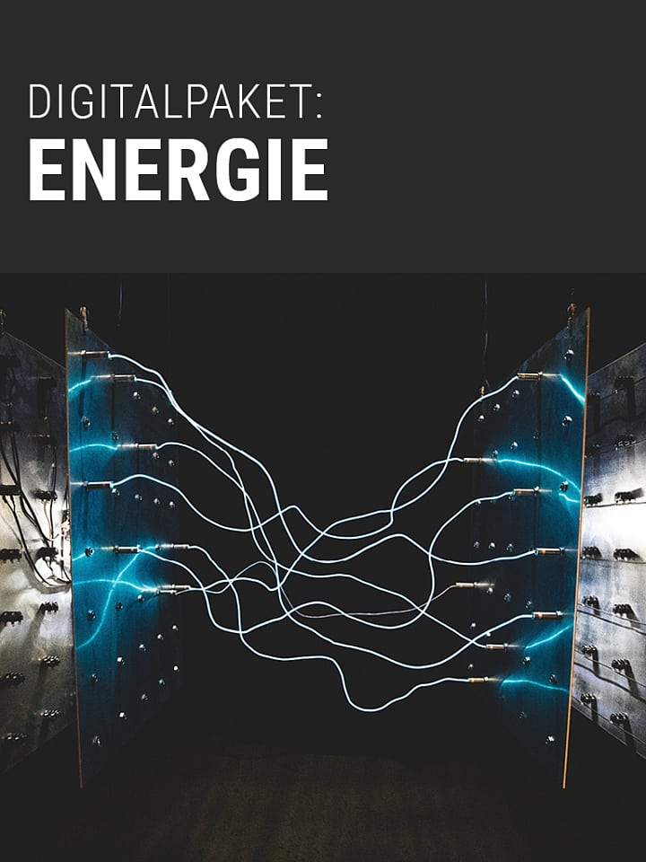 Digitalpaket: Energie