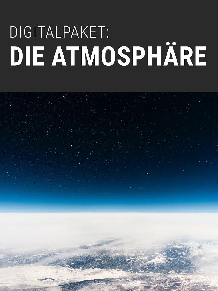 Paquete digital Heftcover Spektrum.de: la atmósfera