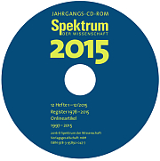 Spektrum CD-ROM 2015