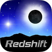 Sonnenfinsternis by Redshift [App]