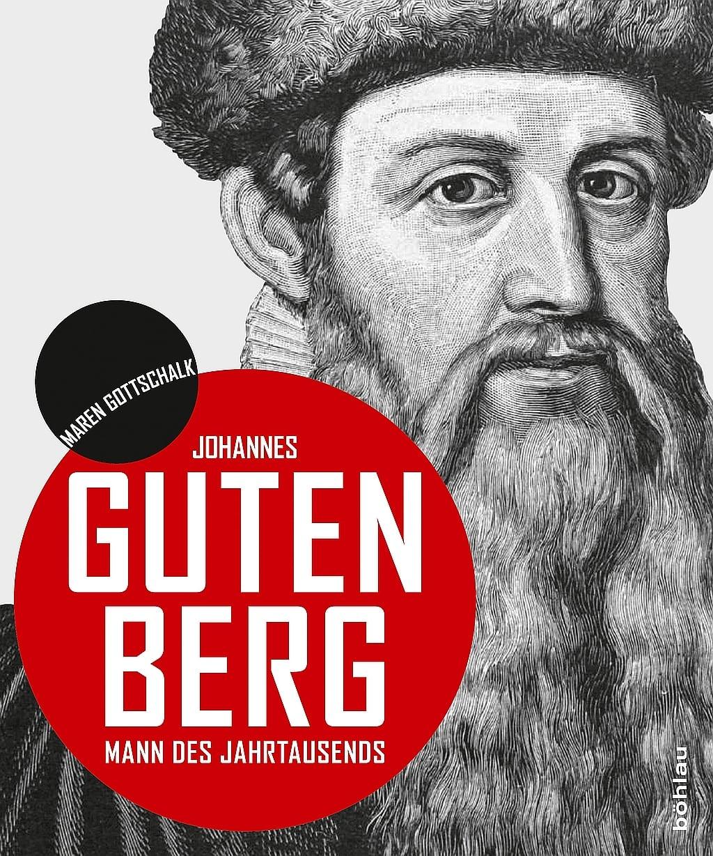 Buchkritik zu »Johannes Gutenberg«   Spektrum der Wissenschaft