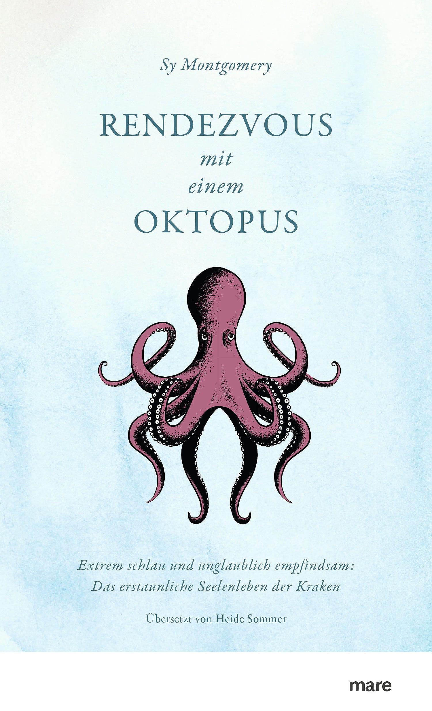 Buchkritik Zu Rendezvous Mit Einem Oktopus Spektrum Der Wissenschaft