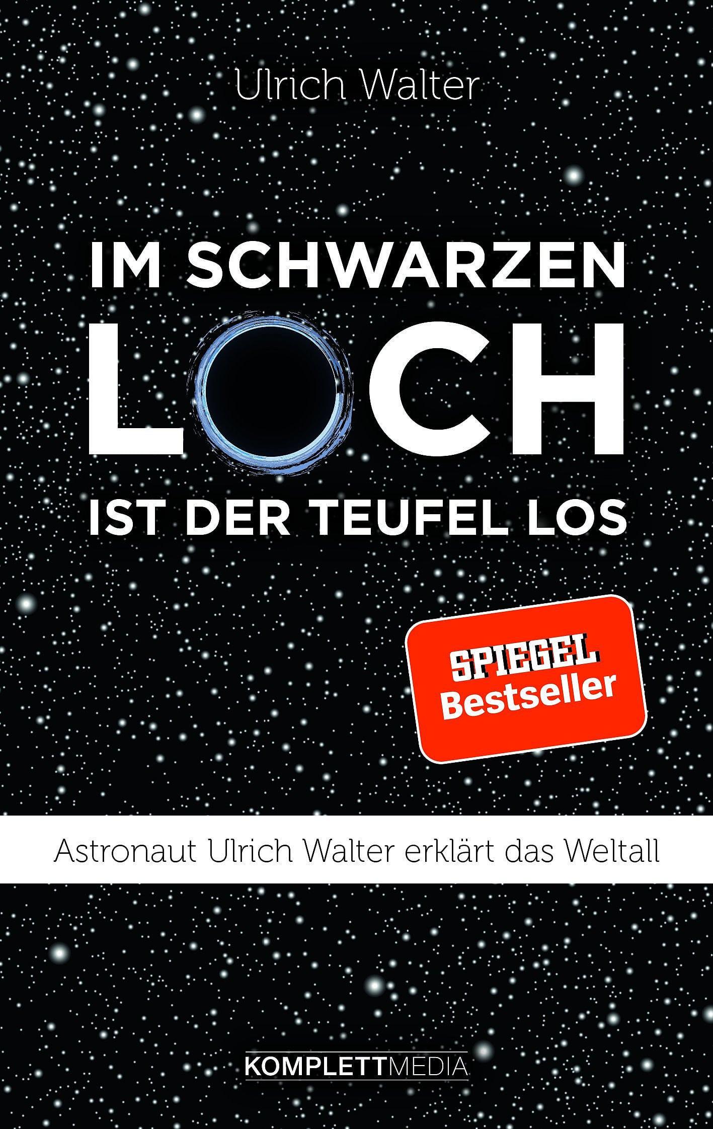 Buchkritik Zu Im Schwarzen Loch Ist Der Teufel Los Spektrum Der Wissenschaft
