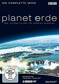 Planet Erde - Die komplette Serie, 6 DVD-Videos