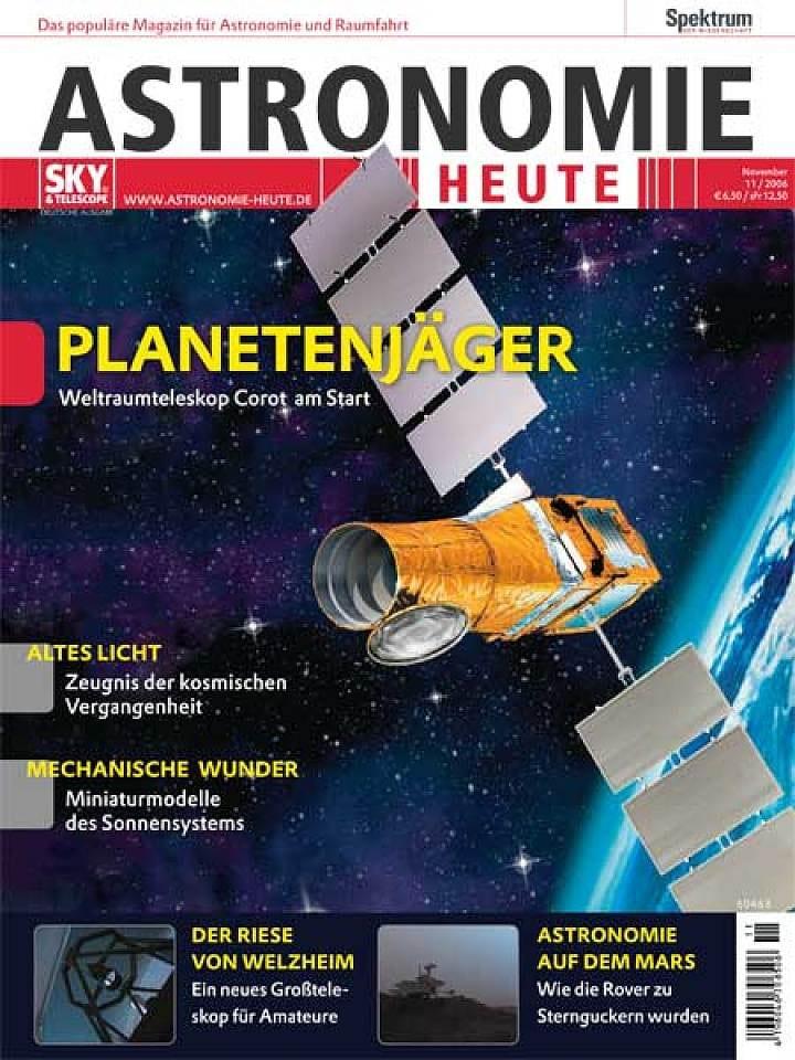Nachrichten Astronomie