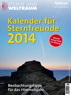 Kalender für Sternefreunde - SuW