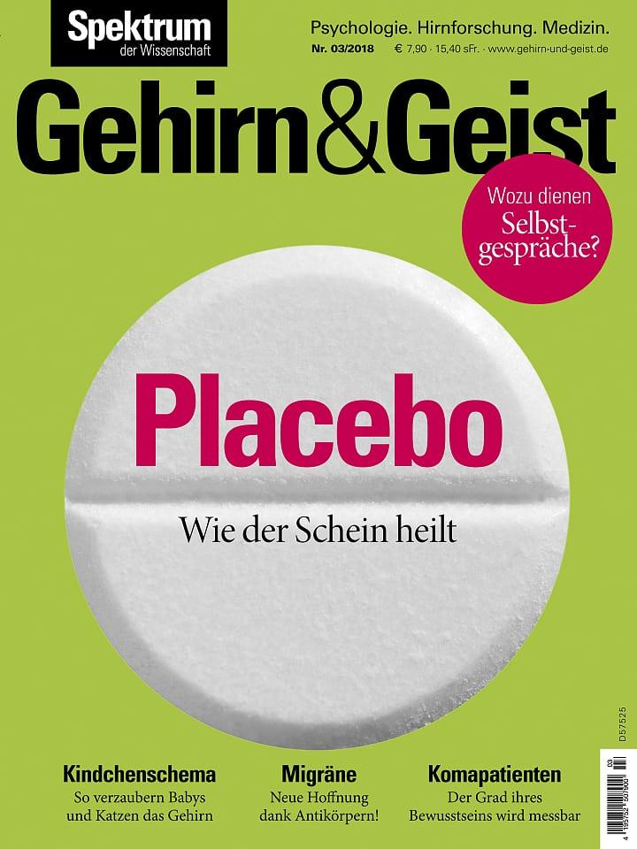 Wie Placebos wirken - Spektrum der Wissenschaft