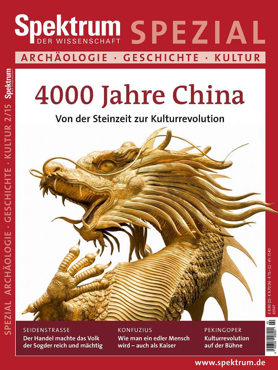 4000 Jahre China - Spektrum Spezial Archäologie - Geschichte ...