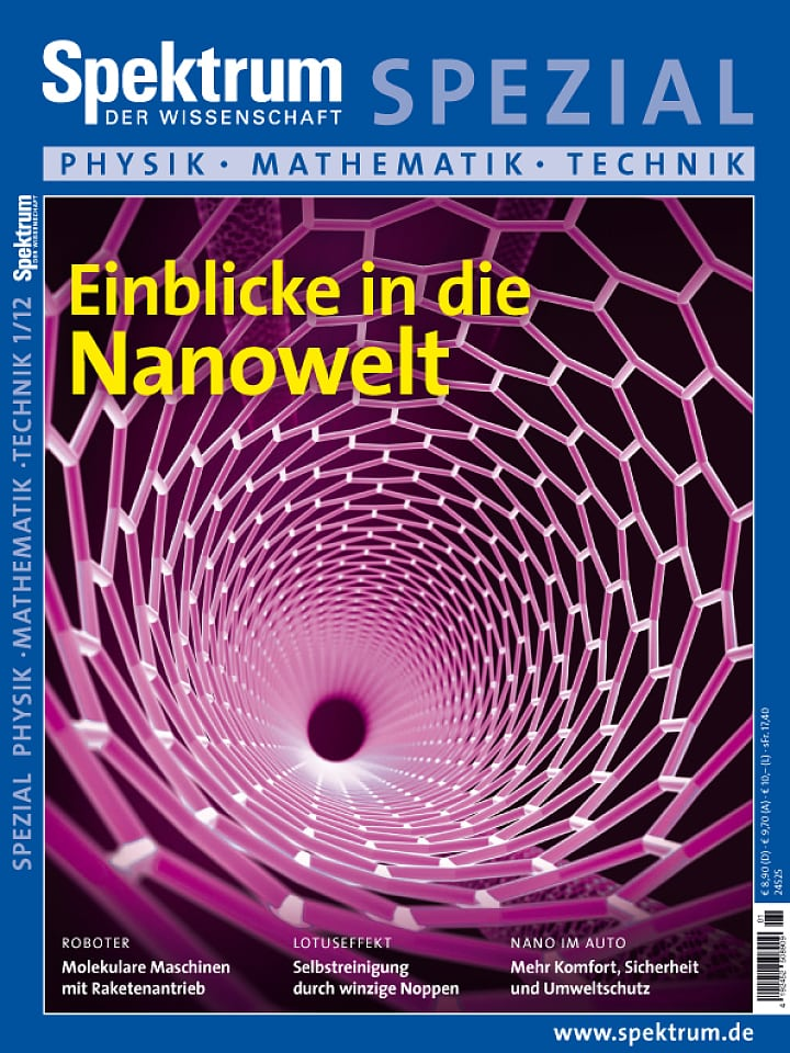 Spezial Physik - Mathematik - Technik 1/2012