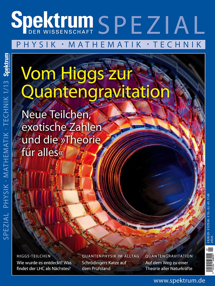 Spezial Physik - Mathematik - Technik 1/2013