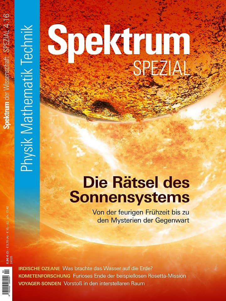 Spezial Physik - Mathematik - Technik 4/2016