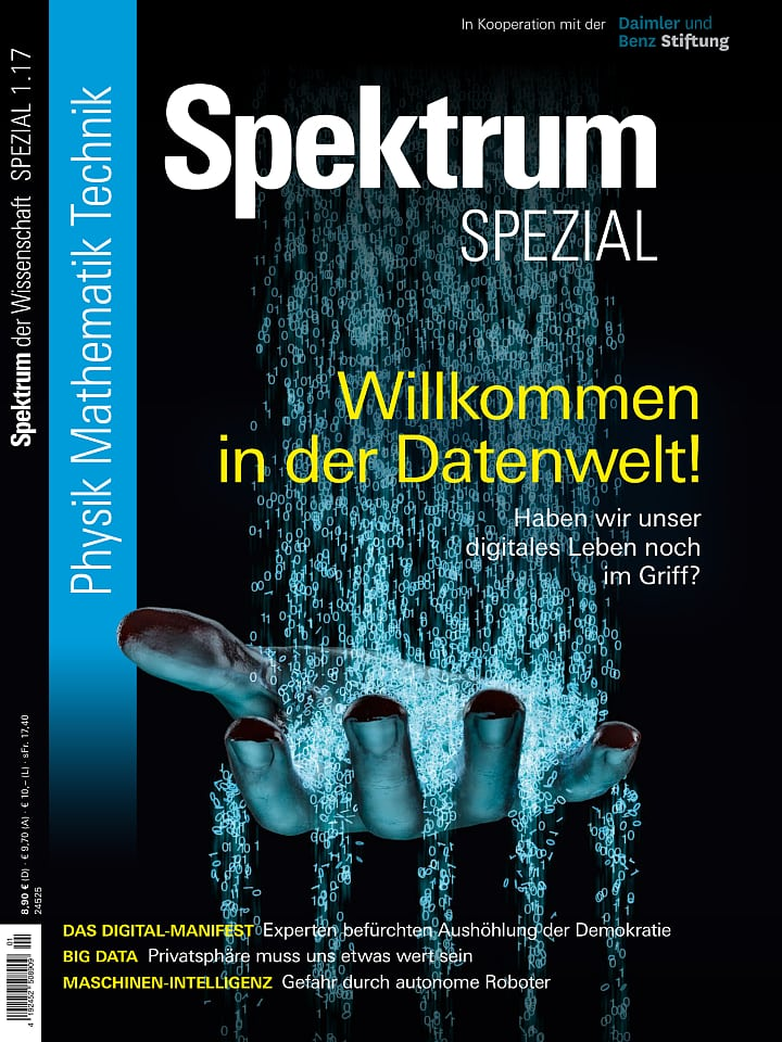 Spezial Physik - Mathematik - Technik 1/2017