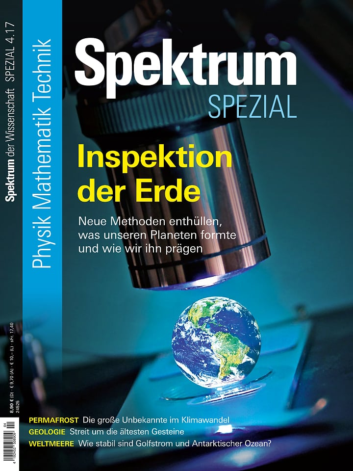 Spezial Physik - Mathematik - Technik 4/2017
