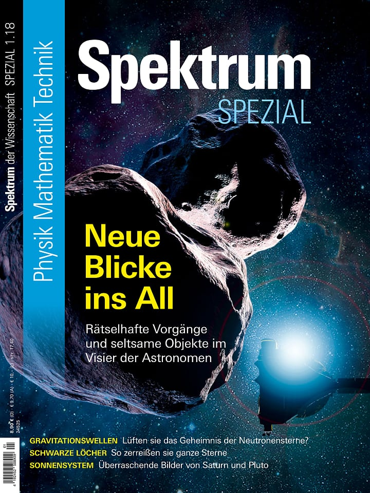 Spezial Physik - Mathematik - Technik 1/2018