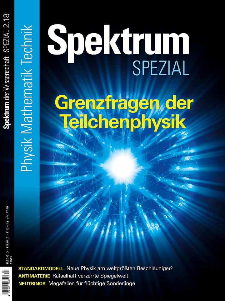 Spezial Physik - Mathematik - Technik 2/2018