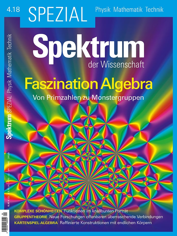Spezial Physik - Mathematik - Technik 4/2018