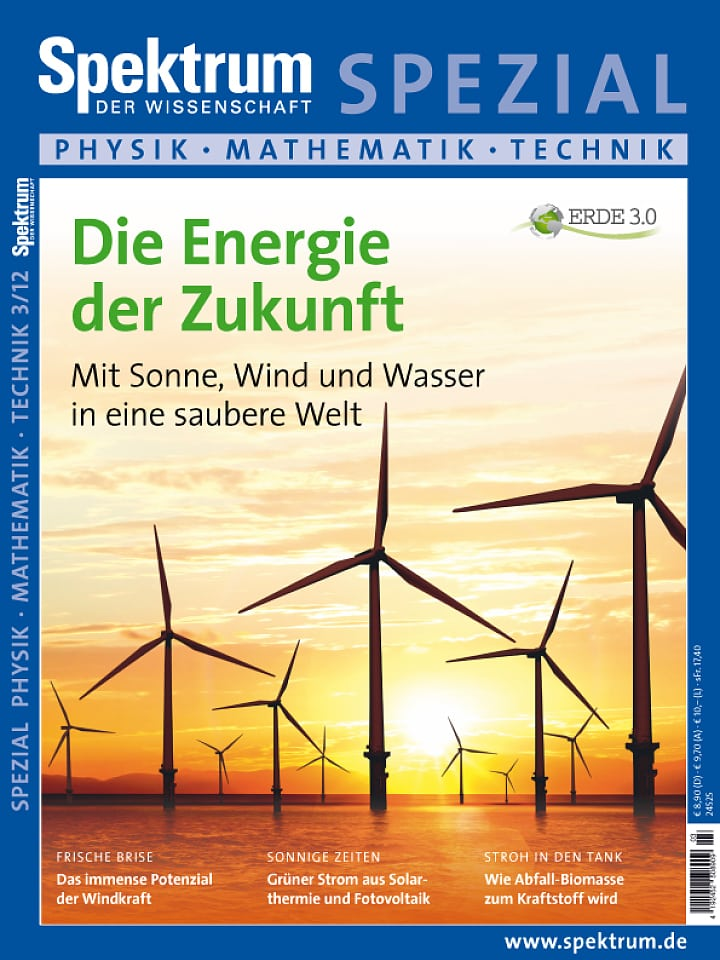 Spezial Physik - Mathematik - Technik 3/2012