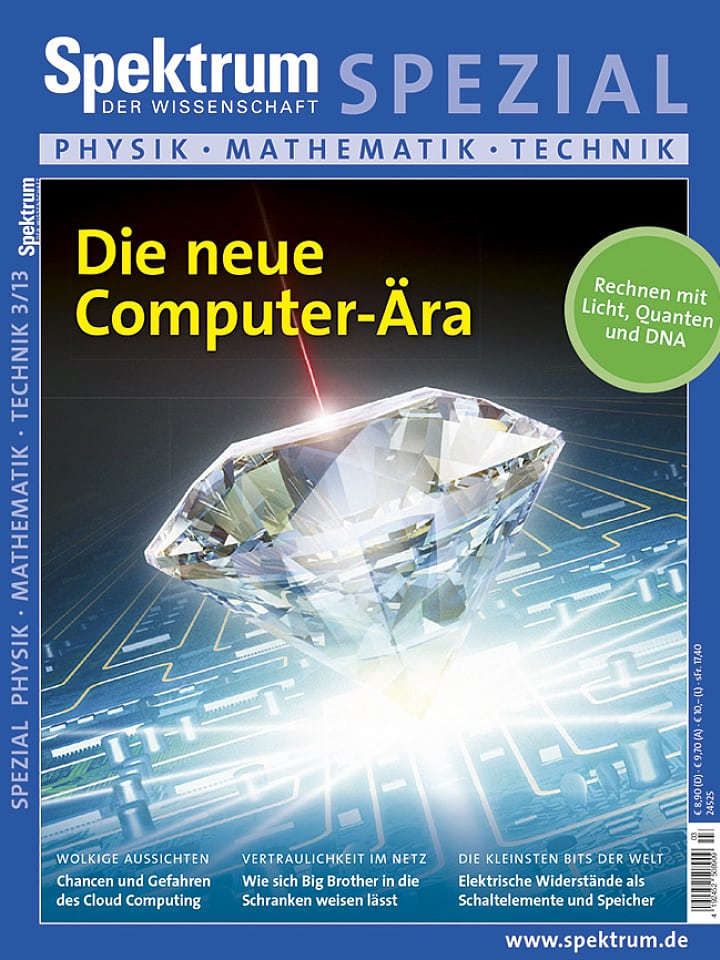 Spezial Physik - Mathematik - Technik 3/2013