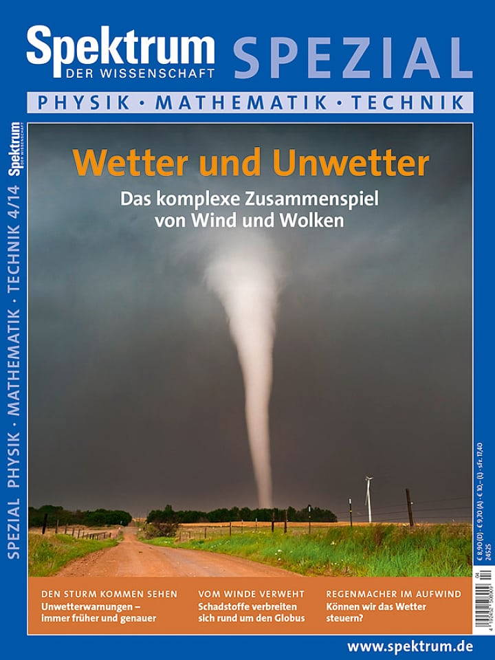 Spezial Physik - Mathematik - Technik 4/2014