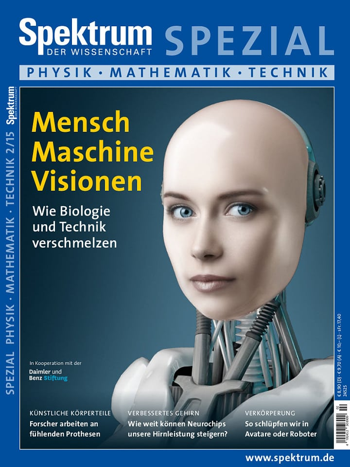 Spezial Physik - Mathematik - Technik 2/2015