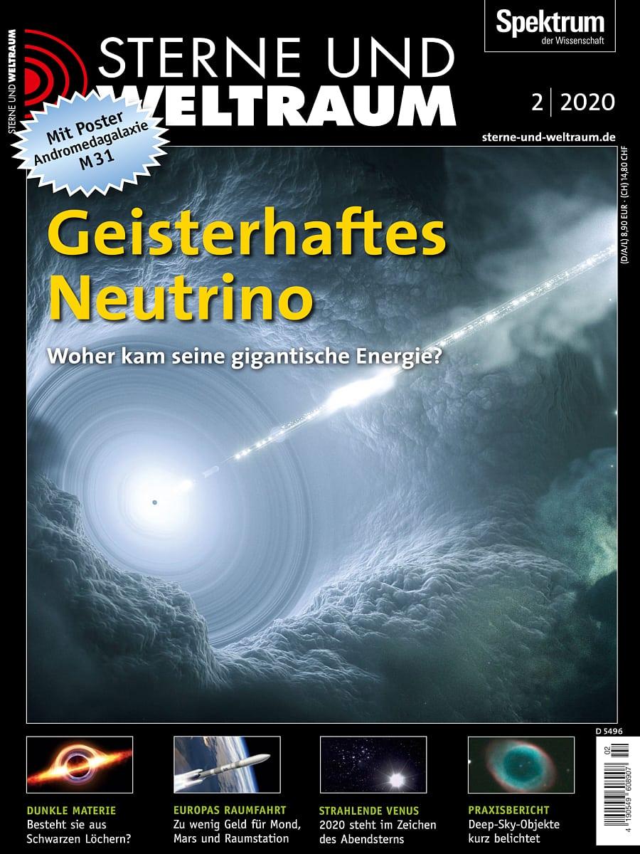 Astronomie News Heute