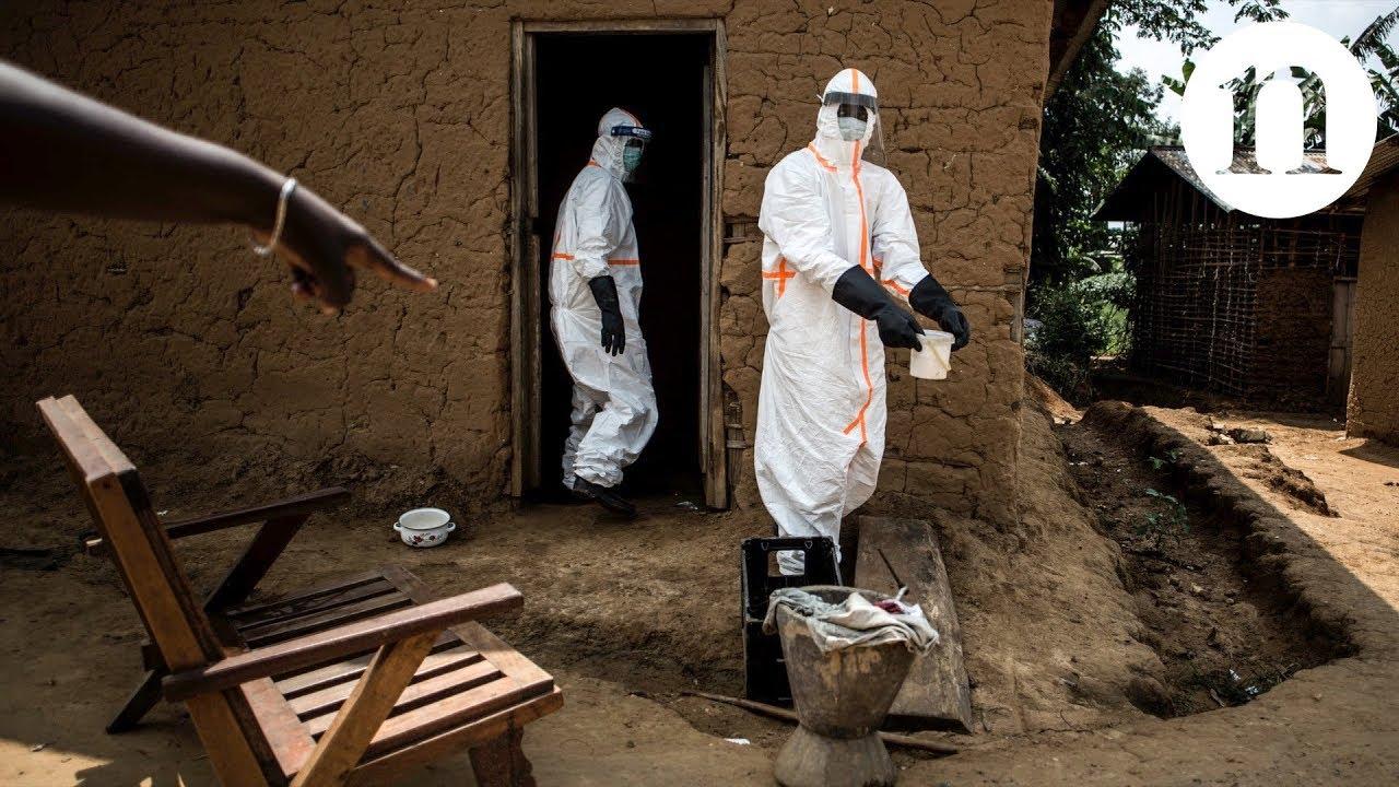 Ebola im Kriegsgebiet