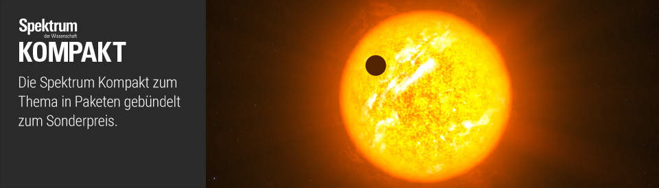 Digitalpaket Exoplaneten Headerbild