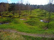 Krater geologie wie der krieg die erde formt spektrum for Bodentypen der erde