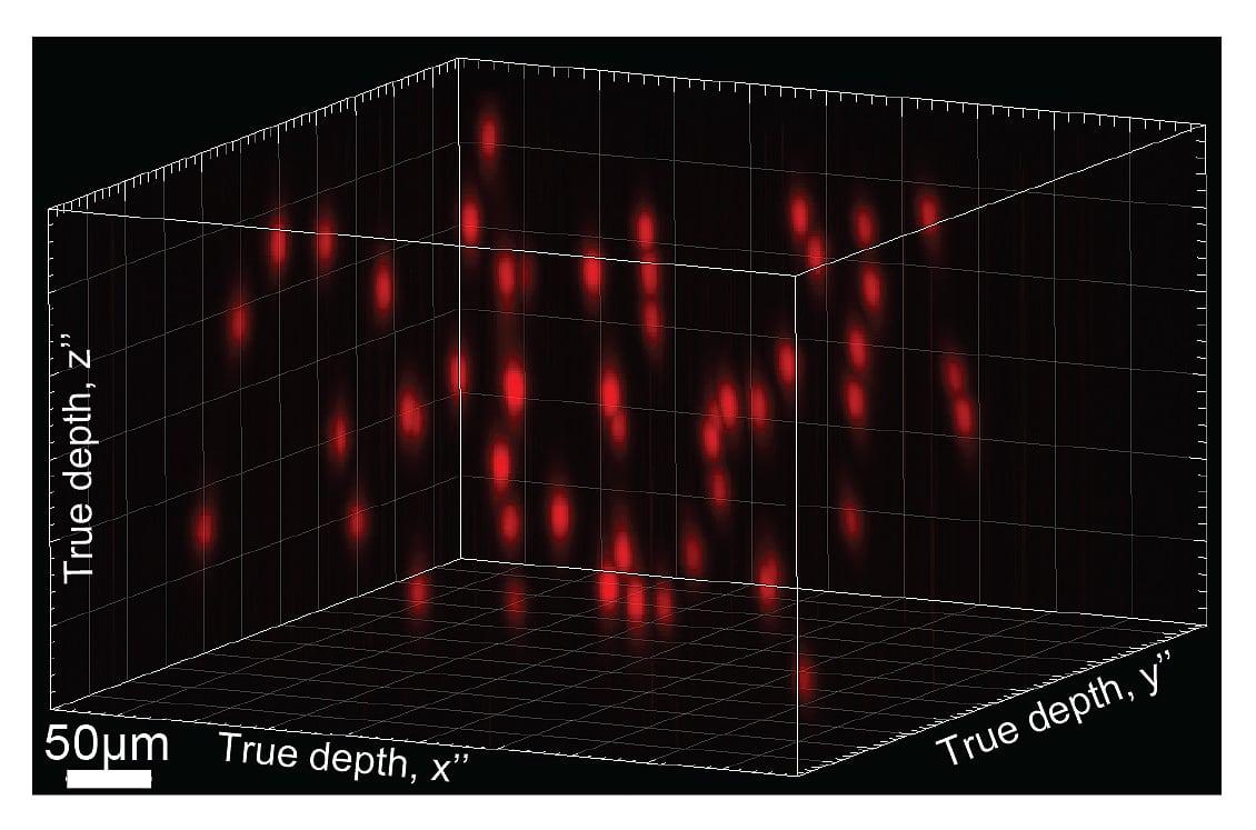 Hologramm Laser