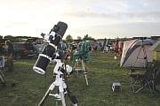 Veranstaltungstipp: Das 19. Herzberger Teleskoptreffen lädt ein