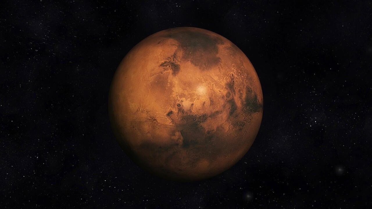 Beobachtungstipps: Mars passiert das Goldene Tor