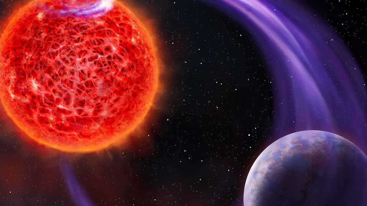 Astronomie: Planetensuche mit Polarlichtern