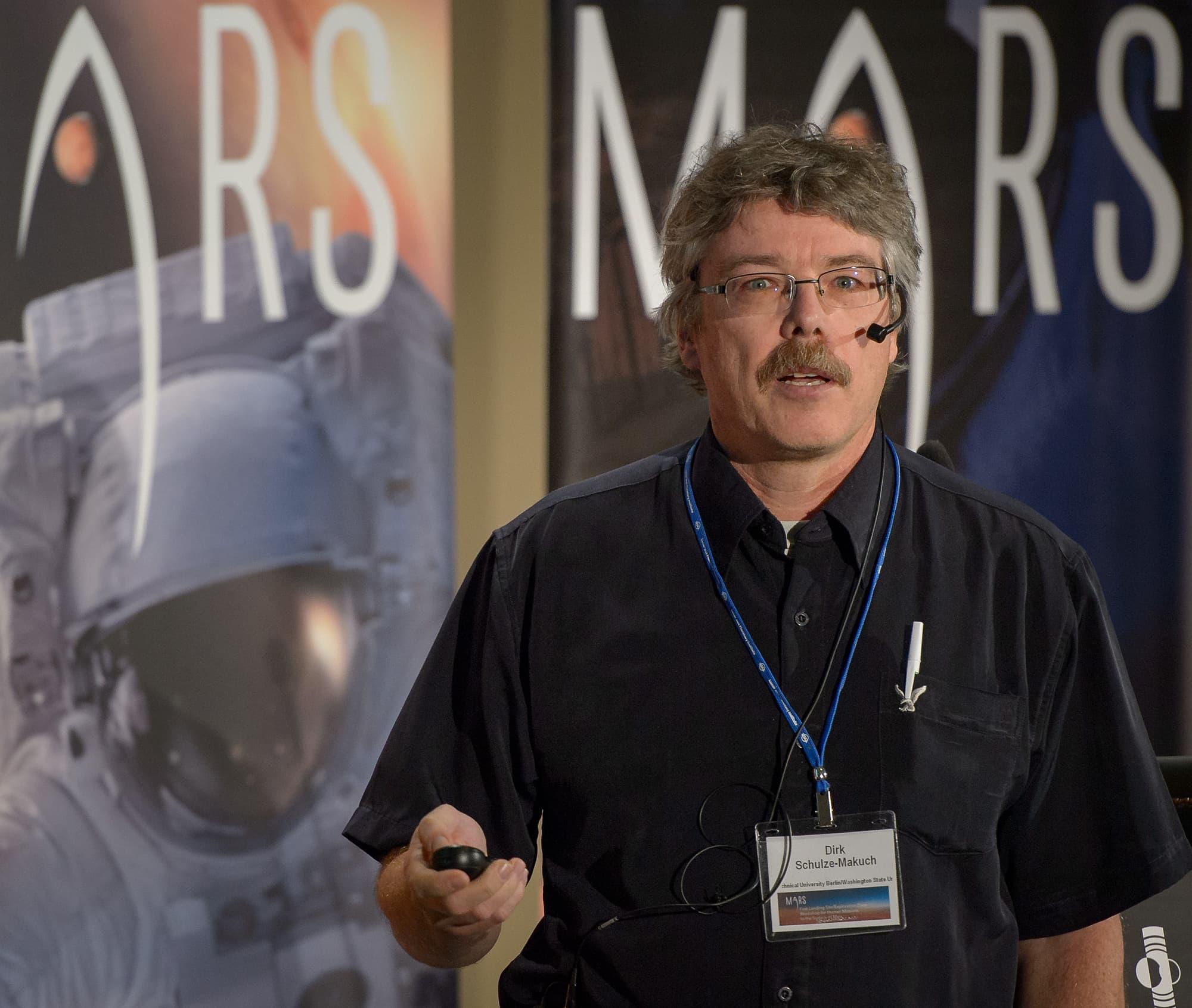 Interview zur Marslandung: »Die NASA ist zu zaghaft«