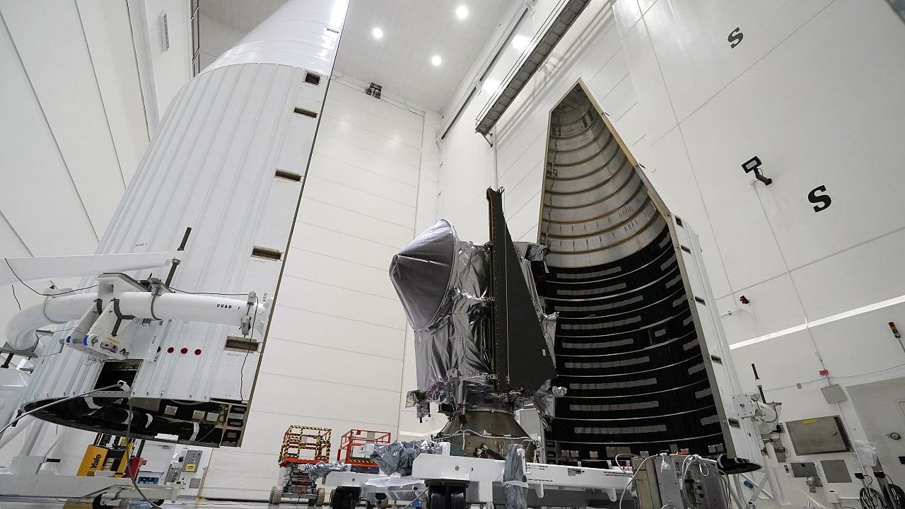 Raumfahrt: Lucy ist auf dem Weg zu den Trojanern